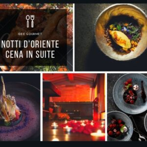 FOOD – DRINK & LOVE, NOTTI D'ORIENTE
